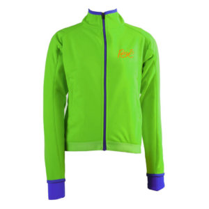 pere green kids' cycle jacket